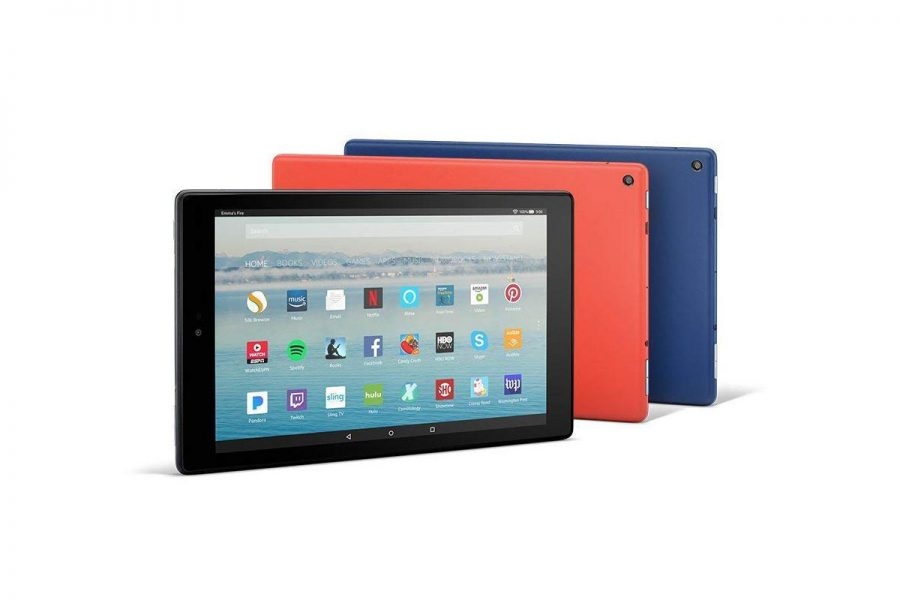Black Friday sale 218 amazon fire tablets
