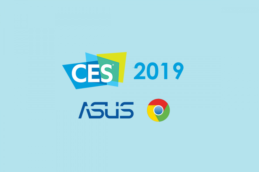 asus chrome os tablet ces 2019