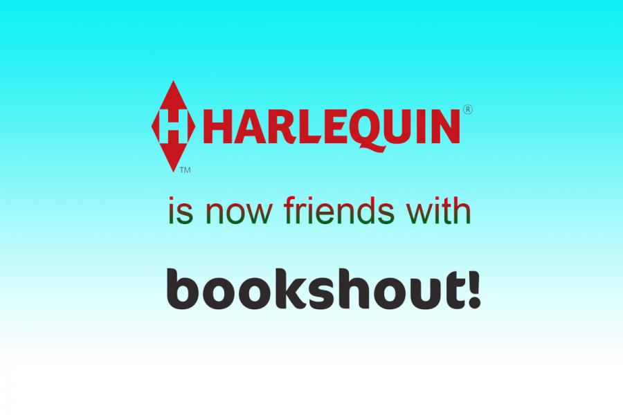 harlequin bookshout